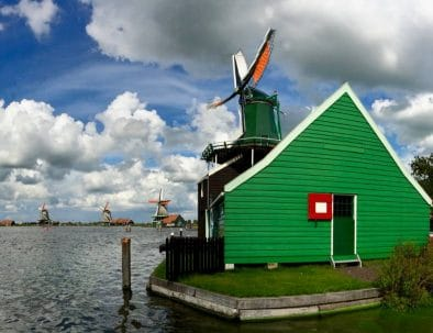 Amsterdam tour to windmills 01