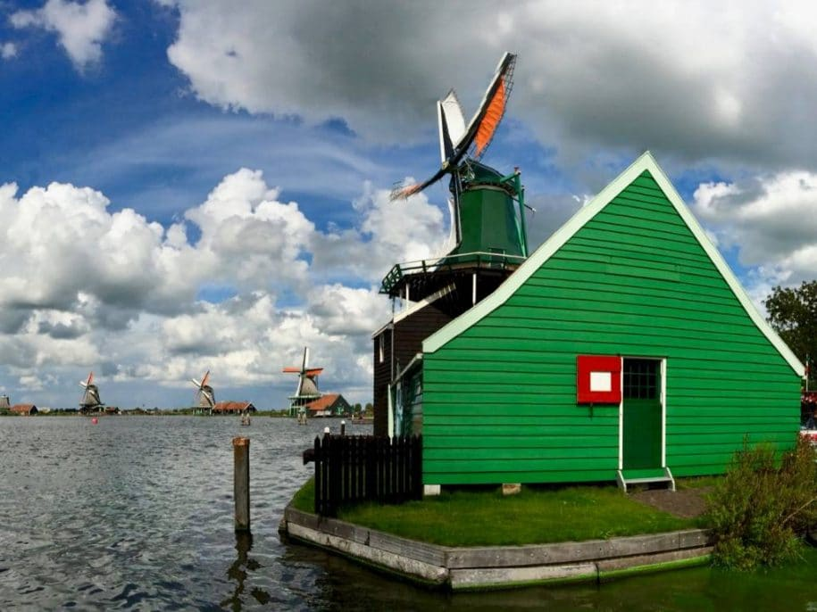 Amsterdam tour to windmills 01
