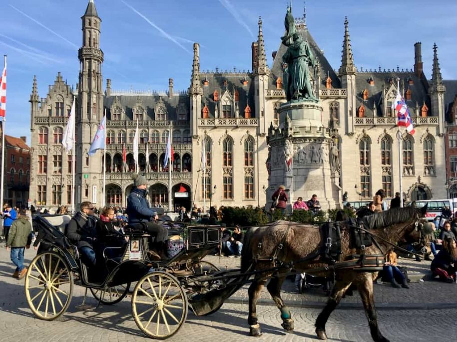 Day trips from Amsterdam Brugge